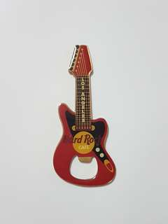 Los Angeles Hard Rock Cafe Magnet, Collectible