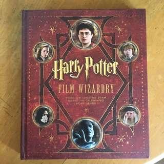 Harry Potter Film Wizardry 二手90%新 無黃