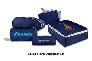 Wholesale Travel Organizer Set