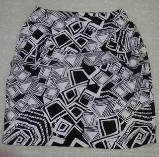 Folded & Hung Skirt