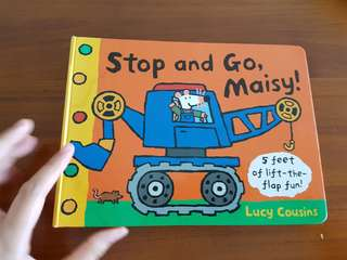 Maisy long Board Book