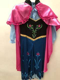 "Frozen costume ""Anna"""