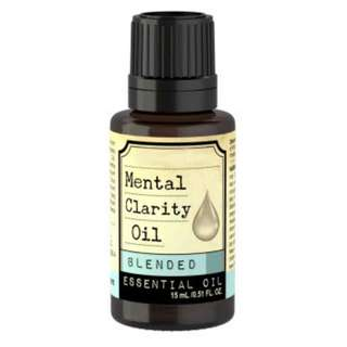 Mental Clarity essential oil