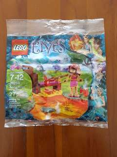 Lego elves 30259 Azari's magic fire