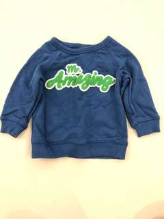 Baby Boy Sweater Pullover - Carters 12mo