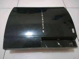 PS 3 Fat YLOD 250gb CFW