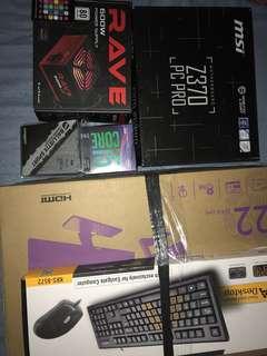 Computer Desktop Package