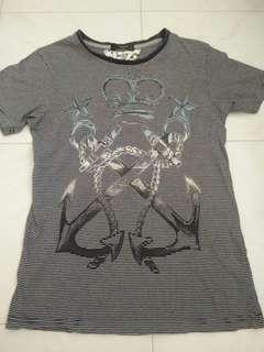 Bluish Grey Tshirt