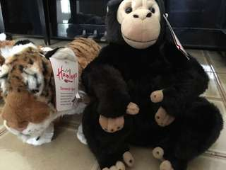 Stuffed toys from Hamleys