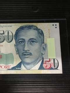 5ZZ Special Prefix Portrait $50