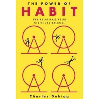 [eBook] The Power of Habit: Why We Do What We Do in Life and Business by Charles Duhigg