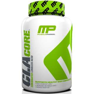 Sports Nutrition MusclePharm CLA Core(180 Softgels)共軛亞麻油酸