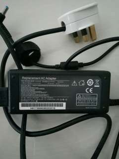 Replacement AC Adapter and plug