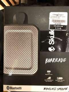 Skull Candy Barricade Wireless Speaker