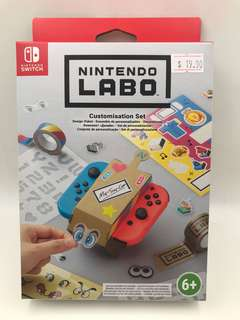 Nintendo Switch LABI Customisation Set