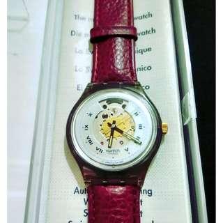 SWATCH Rubin Automatic Watch