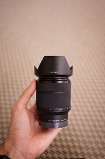 Sony FE 28-70mm Kit Lens