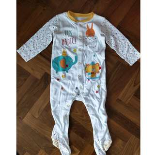 BN Mothercare Baby Pyjamas (9 - 12 months)
