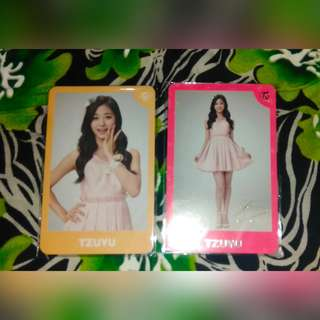 [SALE] Twice Tzuyu - Twiceland The Opening Encore Photocards
