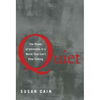 [eBook] Quiet: The Power of Introverts in a World That Can't Stop Talking by Susan Cain