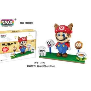 Mario Mini Building Blocks