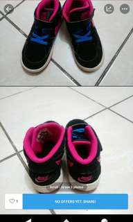 Reprice!! Original preloved nike shoes for girls