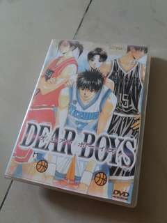 Dear boys movie . 3 dvd basketball