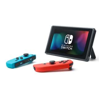 Nintendo Switch BUNDLE ( 十二个月分期付款 )
