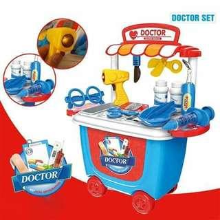 Doctor Cart Play Set