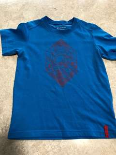 Quechua T-shirt (for 8yr old)