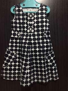 Big & Small Co. Polka Dress