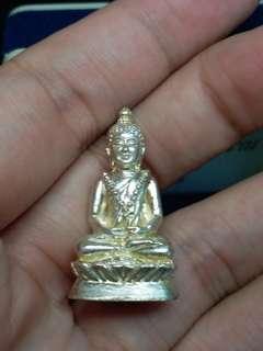 Phra chaiwat pim yai silver lp bua