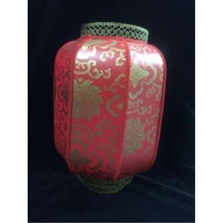 (Rent) Decorative Red Lantern