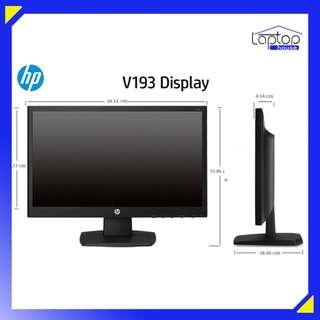 "📌BNIB HP 19"" Monitor wit HP Warranty @$99!!! HURRRY WHILE STOCK LAST!!"