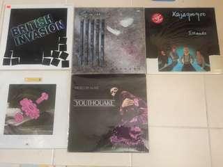 80s Vinyls