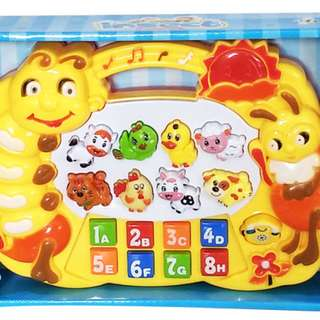 Mainan Bayi INSECT ANIMAL WORLD - 5094B