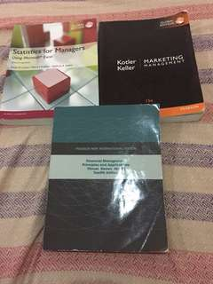 Pearson Business Management Textbooks