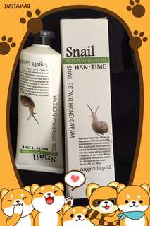 SNAIL REPAIR HAND CCREAM
