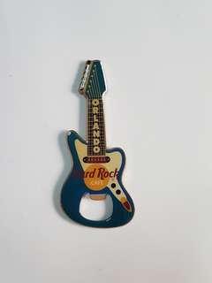 Orlando Hard Rock Cafe Magnet, Collectible
