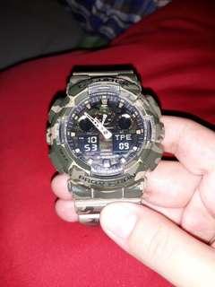 G-Shock Comoufluge