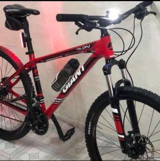 Talon Giant MT Bike