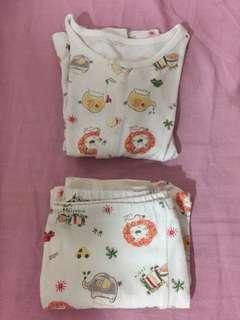 Set Baju tidur Bayi