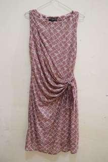 Dress Motif Mango