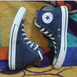 Converse CT hight dongker ori