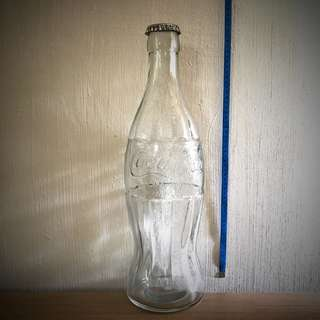 Giant Cola Cola Glass Bottle (51cm tall)