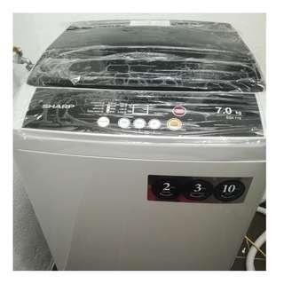 Sharp Fully Auto Washing Machine - 7kg