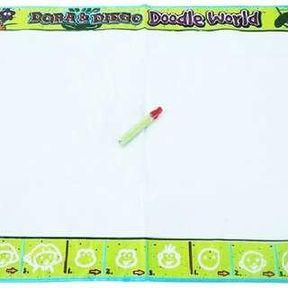 Mainan Edukasi Anak DOODLE DORA
