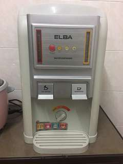 Elba dispenser