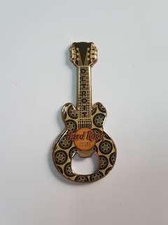 Detroit Hard Rock Cafe Magnet, Collectible