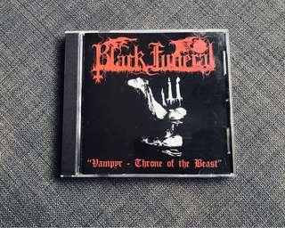 BLACK FUNERAL FIRST PRESS